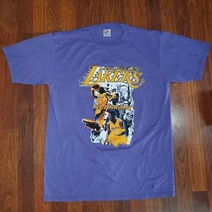 2002 NBA World Champions Los Angeles Lakers TShirt